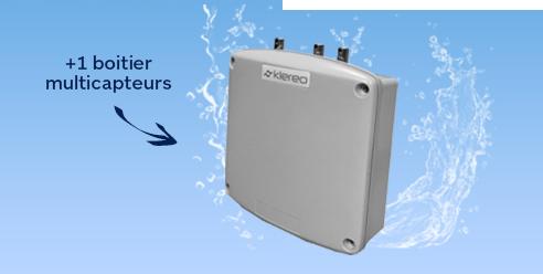 boitier multicapteurs Klereo