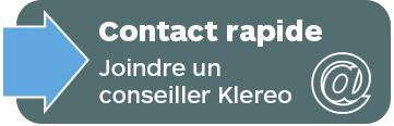 Piscinier : contacter Klereo
