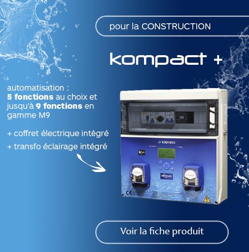produit KompactPlus Klereo