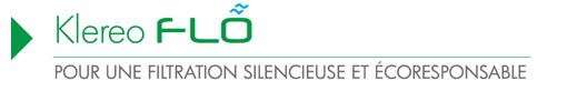 Klereo Flo - Filtration silencieuse et écoresponsable