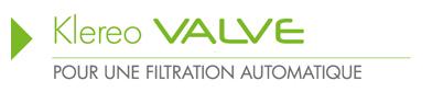 Klereo Valve Filtration automatique